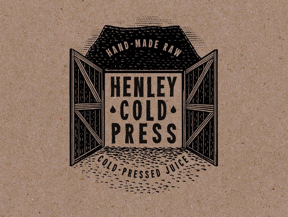 Henley Cold Press Logo