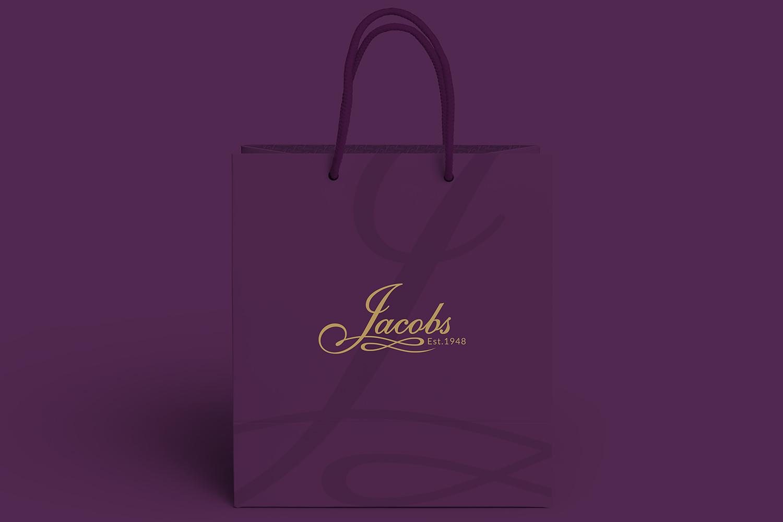 Jacobs Retail Shopping Bag