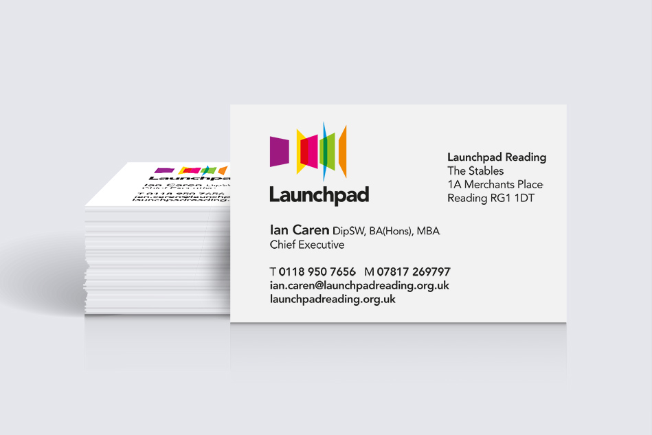 Launchpad Business Cards
