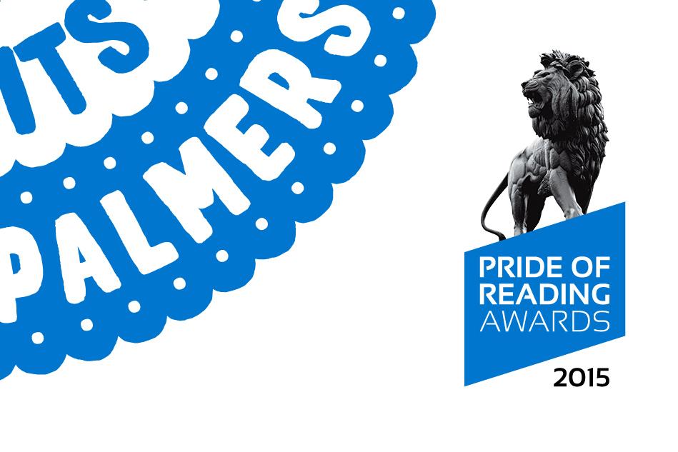 Pride of Reading Awards 2015 Brand Identity