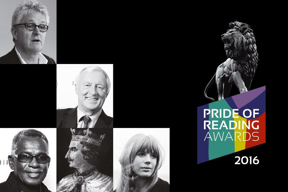 Pride of Reading Awards 2016 Brand Identity