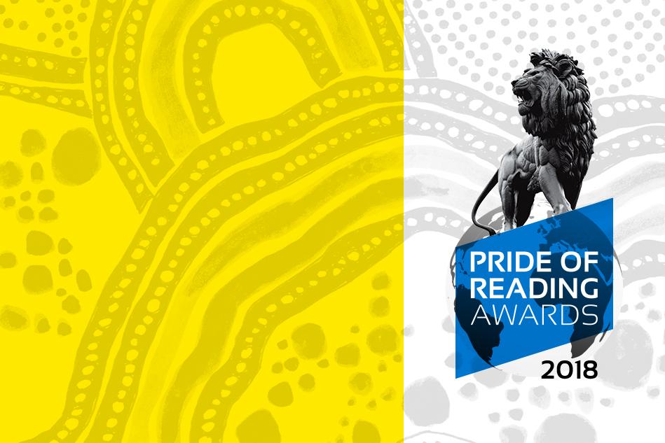 Pride of Reading Awards 2018 Brand Identity