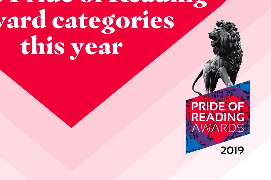 Pride of Reading Awards 2019 Brand