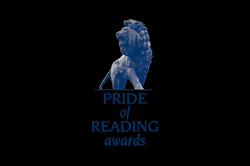 Pride of Reading Awards Old Logo