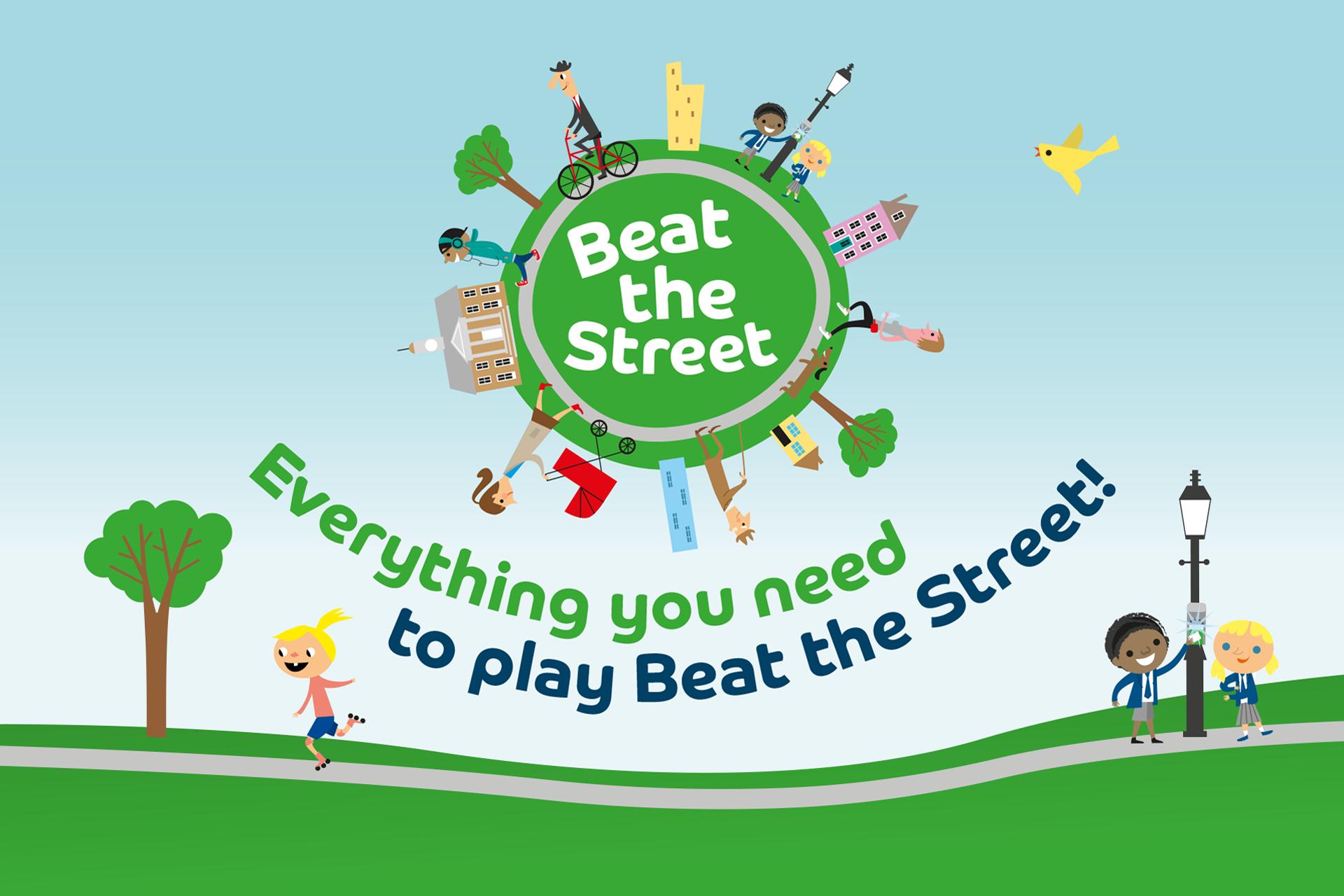 Beat The Street Envelope