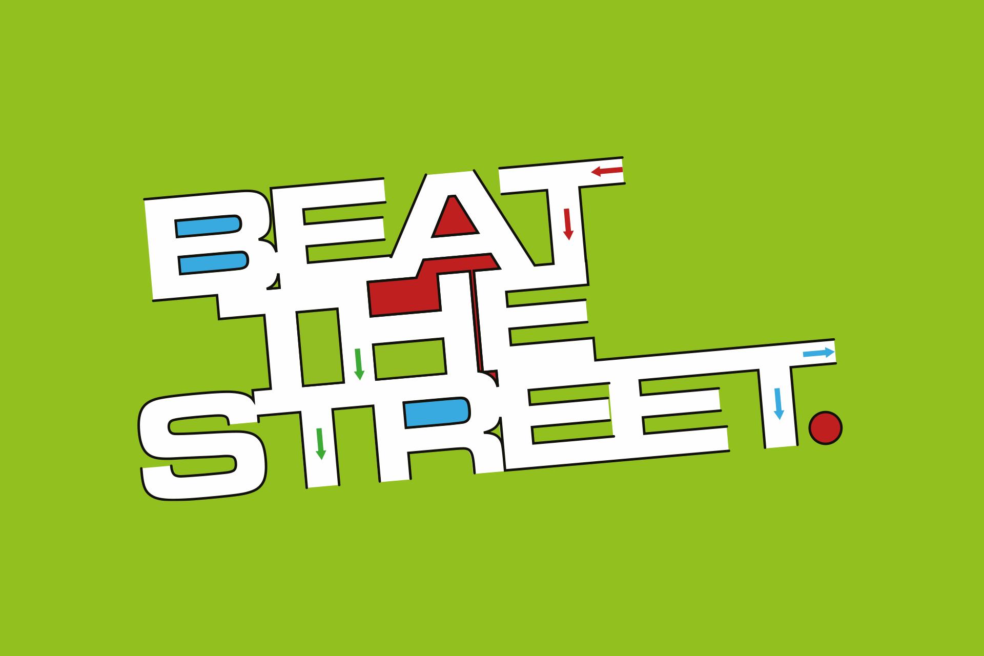 Previous Beat The Street logo