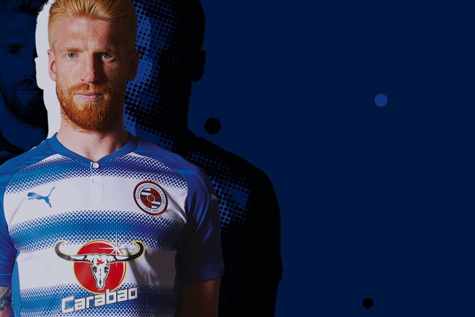 Reading FC Kit Graphic