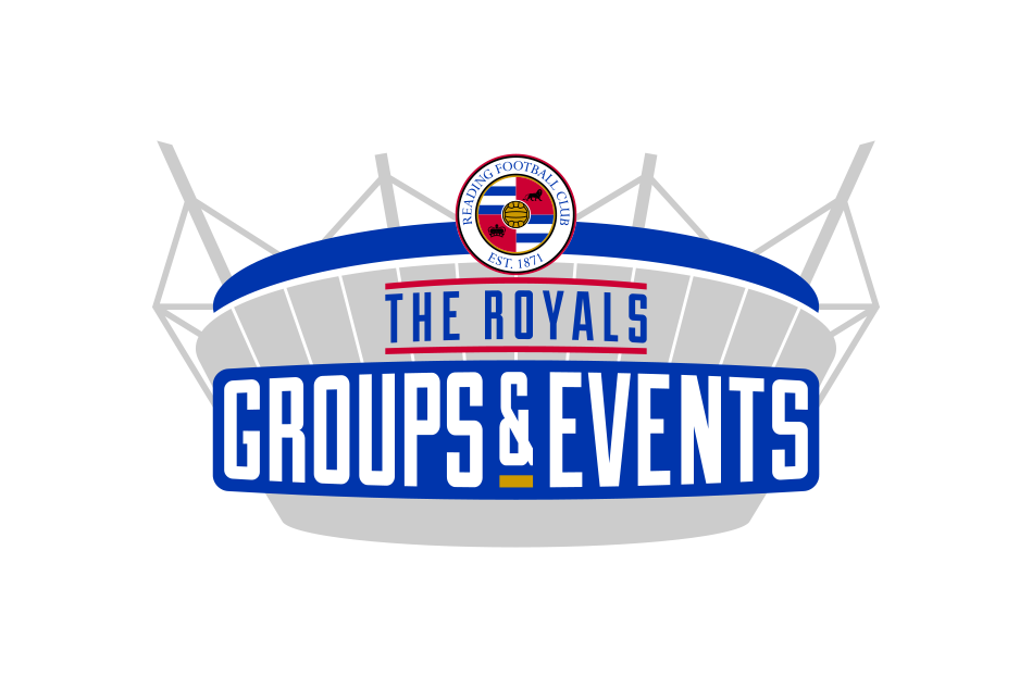 Reading FC Group & Events Logo Design
