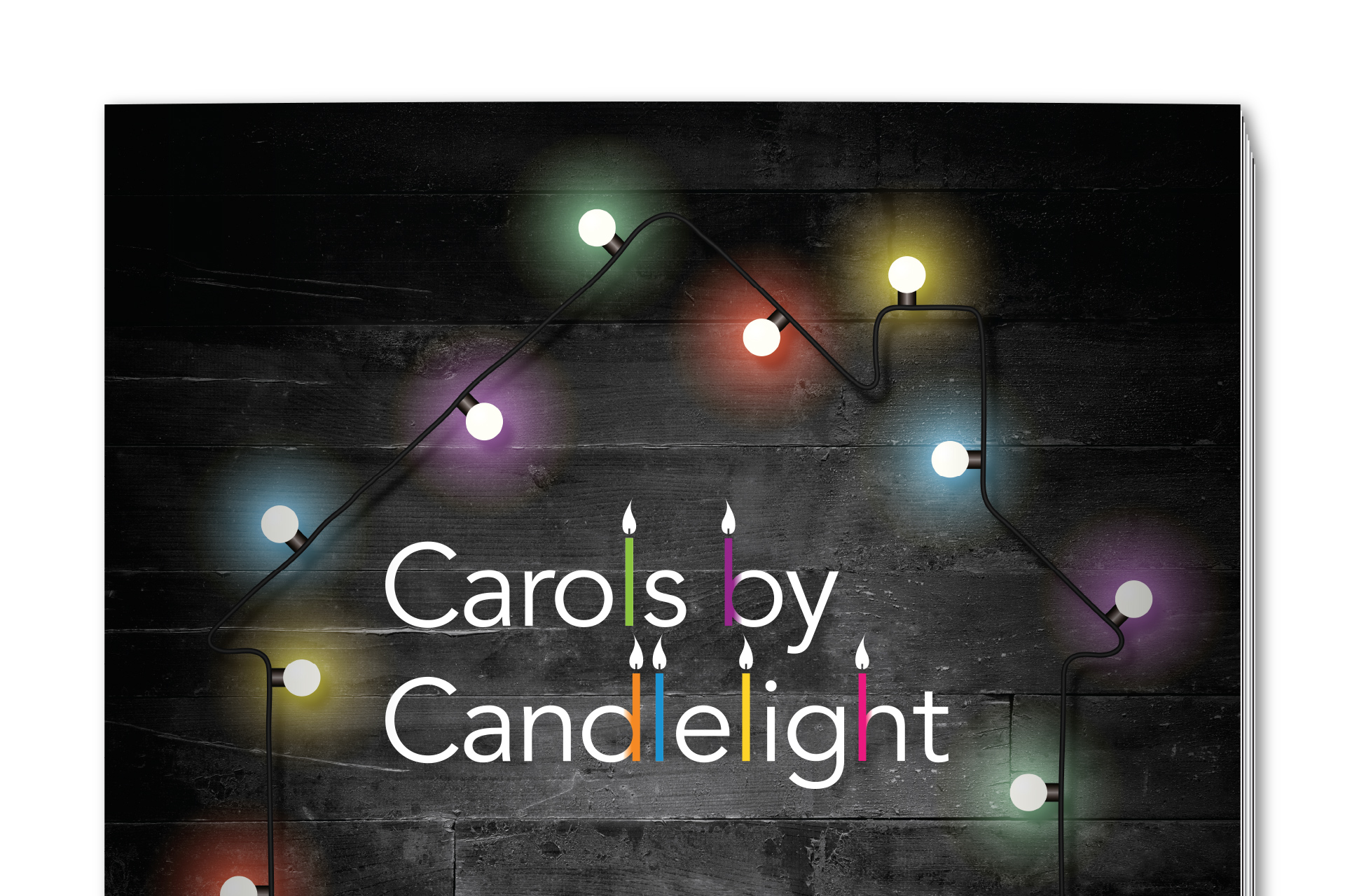 Launchpad Carols Programme Cover