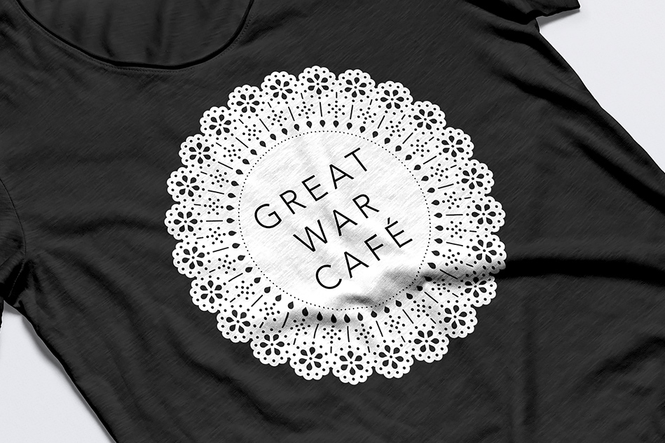 Launchpad Great War Café T-shirt