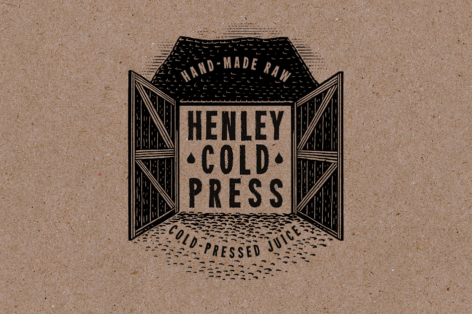Henley Cold Press Logo