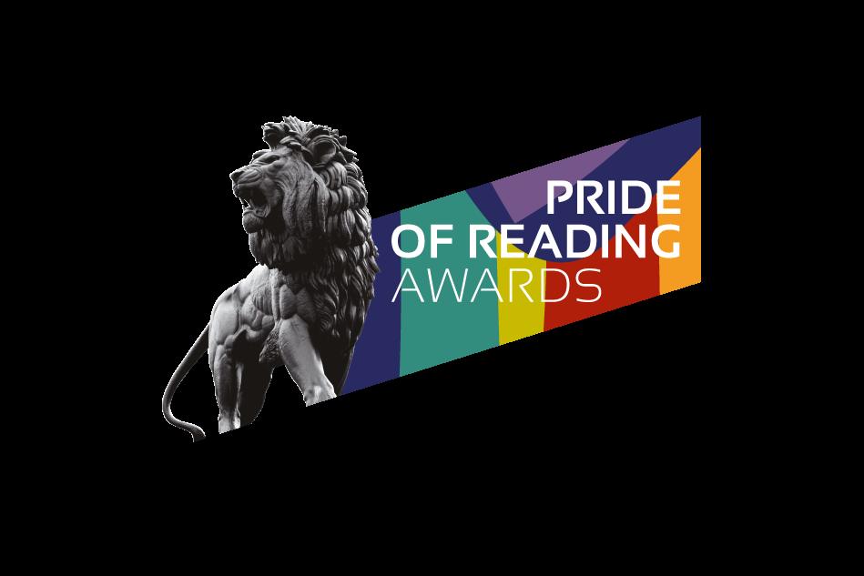 Pride of Reading Award Logo