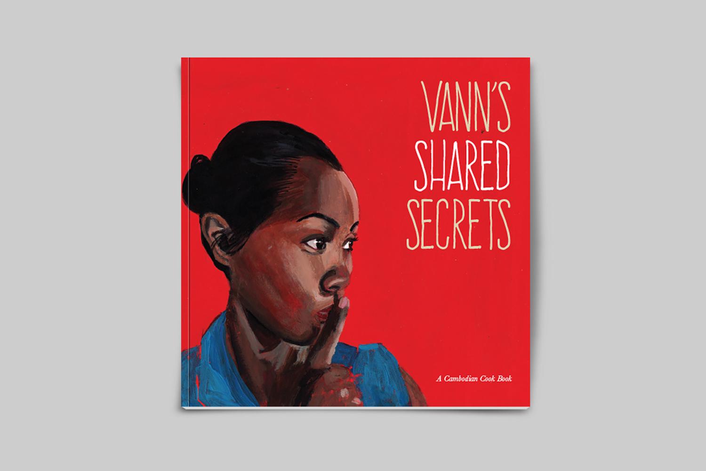 Vann's Shared Secrets Cover