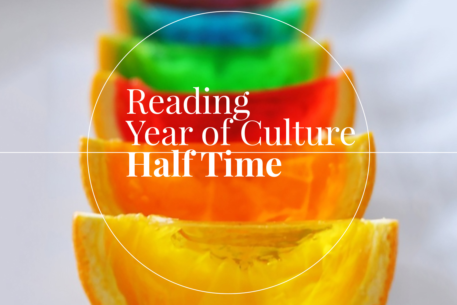 Reading Year of Culture Half-Time Event