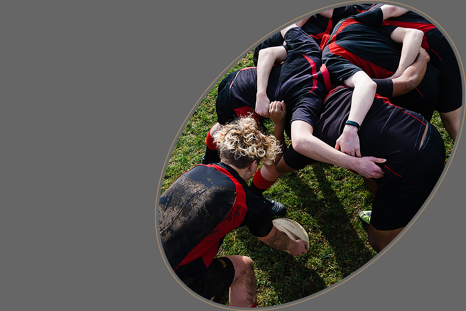 St Joseph's Rugby Image