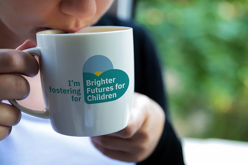 Brighter Futures mug