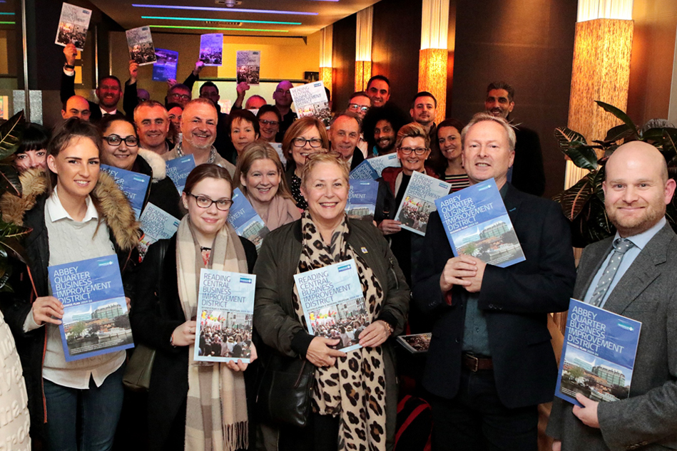 Reading UK BID launch
