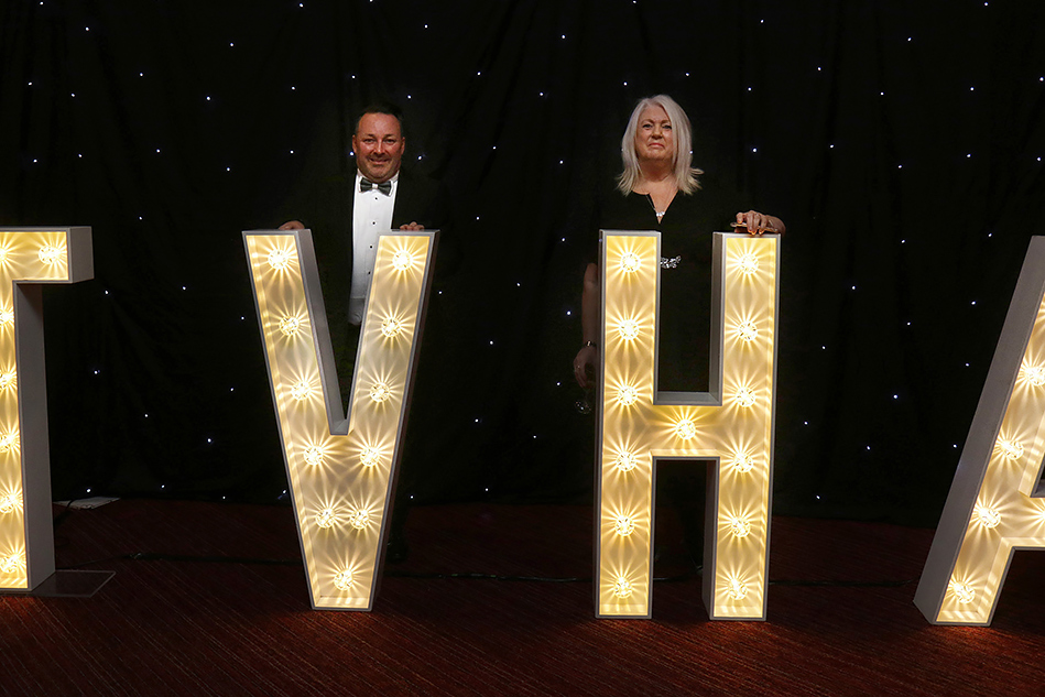 Thames Valley Hospitality Awards Letters