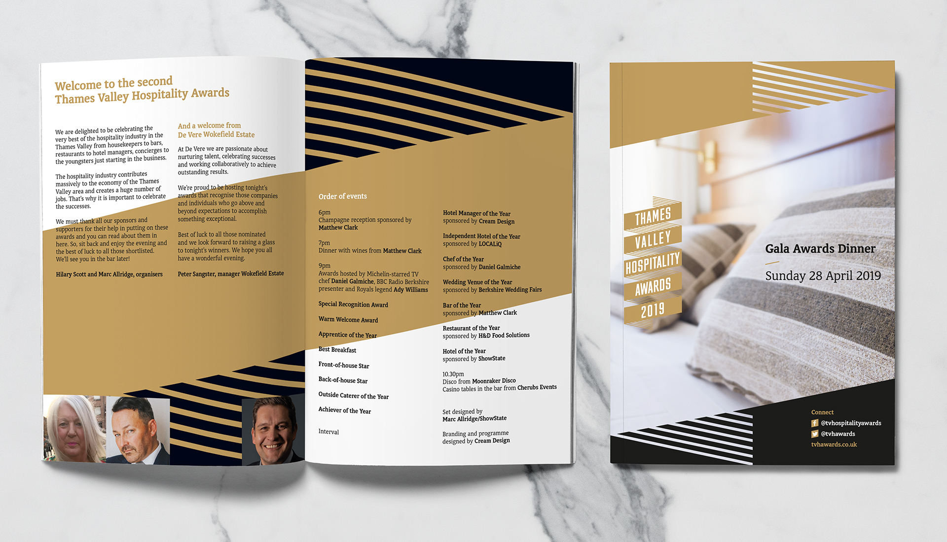 Thames Valley Hospitality Awards Programme