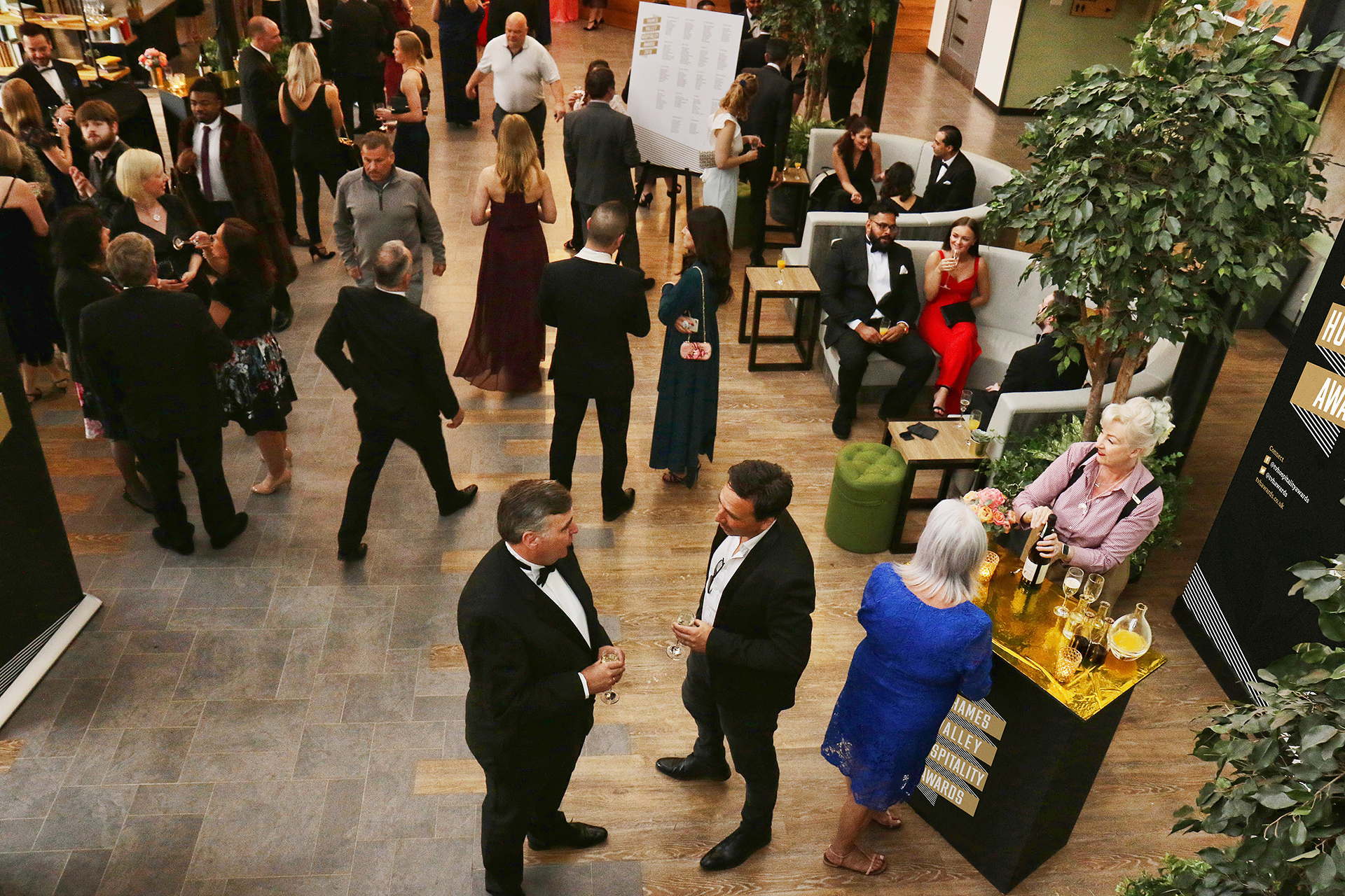 Thames Valley Hospitality Awards Reception