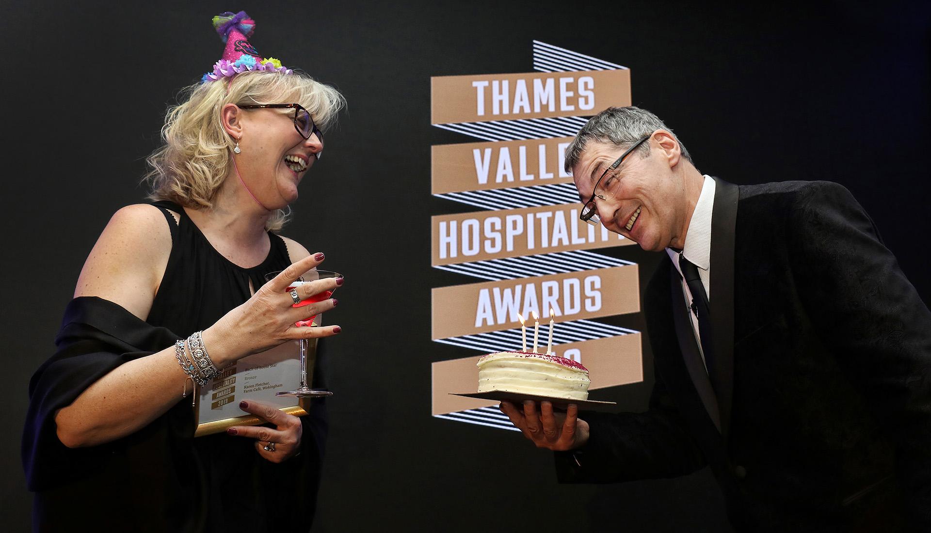 Thames Valley Hospitality Awards Logo