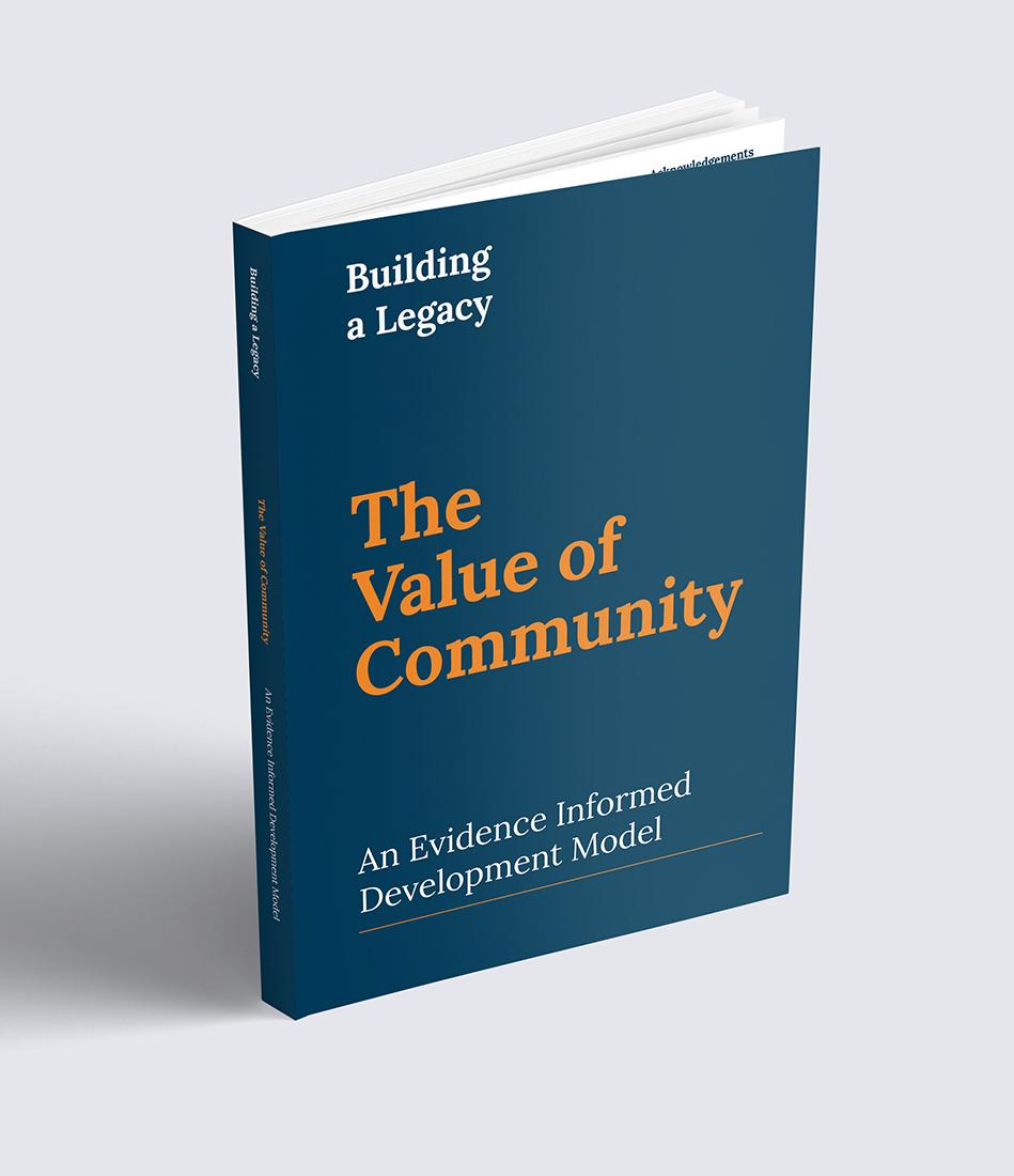 UCEM Community Report Cover