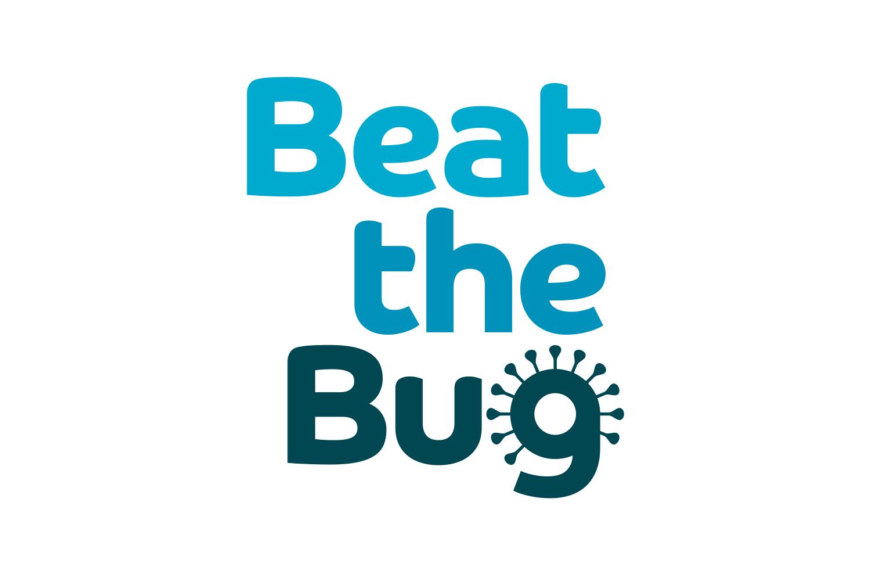 Beat the Bug logo design
